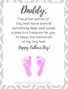 8 Free Father's Day Poem Printables - Crafty Morning