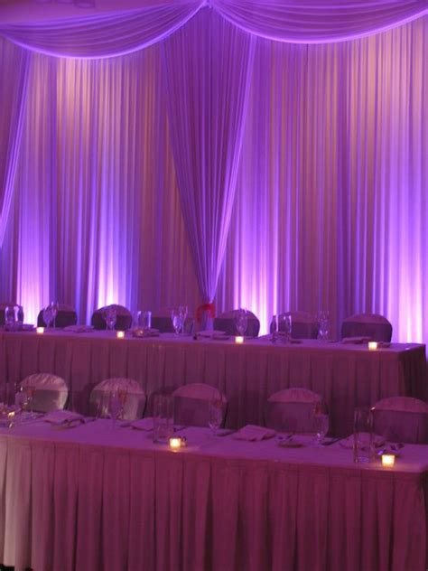 Led Lights For Room Near Me by Just Drape A White Sheer Fabric And Use Lighting The