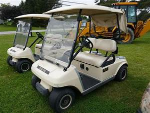 Club Car Electric Golf Cart W   Charger