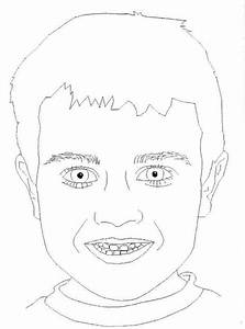 Brown Face Chart Blank Free Boy Face Template Download Free Clip Art Free Clip