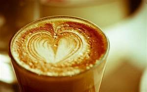 Lover Coffee Cup HD Wallpaper
