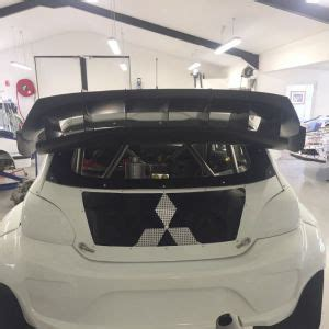 mitsubishi mirage rx supercar
