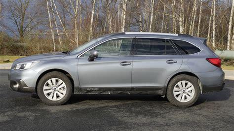 Subaru Outback Fahrbericht by Subaru Outback 2 5i Test Fahrbericht Autogef 252 Hl