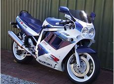 1989 Suzuki gsxr1100 dazo Shannons Club