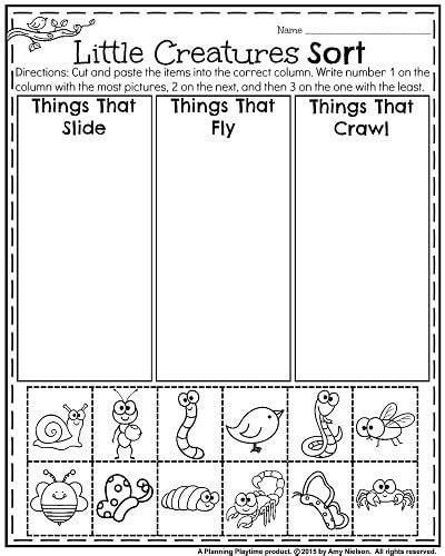 kindergarten worksheets for may kindergarten activities kindergarten worksheets preschool