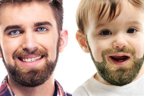 How To Create & Retouch Facial Hair