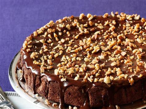 flourless walnut date cake recipe food network kitchen