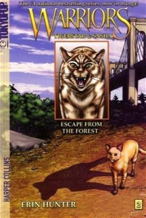 escape   forest manga warriors tigerstar