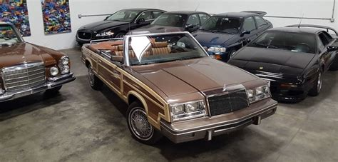 84 Chrysler Lebaron by Planes Trains And Automobiles 84 Lebaron