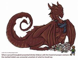 Middle Earth's Only Consulting Dragon - Smauglock may be a ...