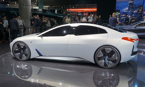 future bmw 2017 frankfurt motor show bmw unveils future models