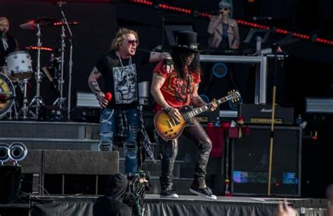 Guns N' Roses Deliver The Goods With Over Three Hours Of