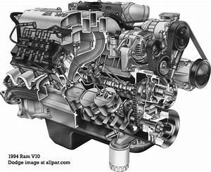2001 Dodge Ram 2500 V10 Diagram