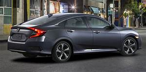 2016 Honda Civic Sedan Unveiled