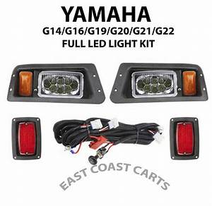Yamaha G14 Wiring Harnes