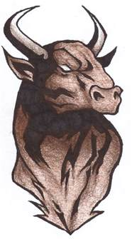 bull design bull tattoos designs and ideas page 5