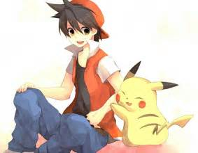 pokemon trainer red for life