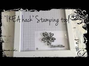 Ikea Montageservice Erfahrungen Kosten : ikea hemmingsbo frame as stamping tool hack it stamps right out of the package youtube ~ Frokenaadalensverden.com Haus und Dekorationen