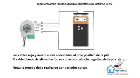 Como Probar Ventilador Panasonic Youtube