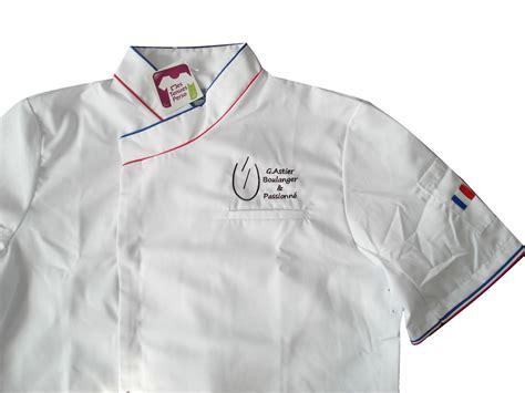 cuisine cr駮le broderie veste de cuisine 28 images veste de cuisinier nancy cr 233 ations veste