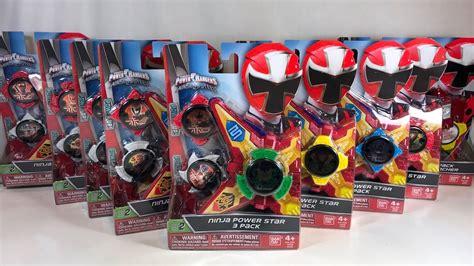 Ninja Power Star Packs Series