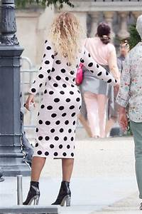 Beyonce Heads to Lunch in Paris | Tom + Lorenzo