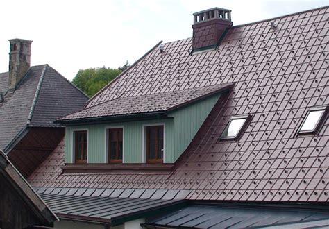 Aluminiumdach Metall Auf Dem Vormarsch by Aluminiumdach Kosten Dachschaden Aluminiumdach Optimal