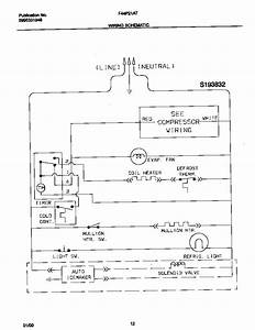 Refrigerators Parts  Frigidaire Refrigerator Parts Diagram
