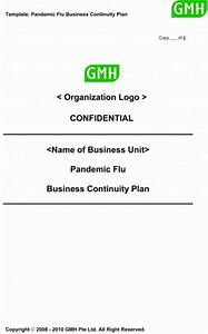 Guidance notes to complete the pandemic flu bc plan for Pandemic preparedness plan template