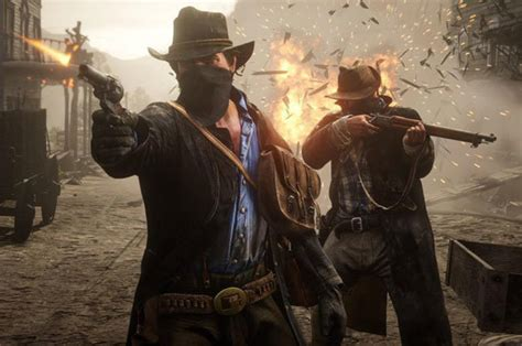 red dead  release date multiplayer leak reveals big