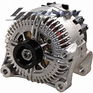 100  New Alternator For Bmw X5 4 4i 4 8is 4 4l 4 8l E53 180amp  One Yr  Warranty