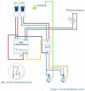 decoration de la maison cablage electrique interrupteur lampe With comment installer un projecteur exterieur 16 schema electrique branchement cablage