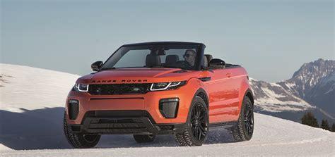 range rover cabrio preis vorstellung range rover evoque cabrio preis kauf