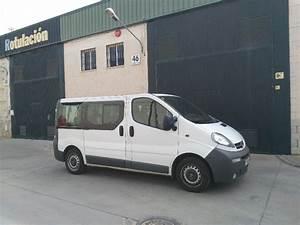 Opel Vivaro Camper : furgoneta opel vivaro 9 plazas camper segunda mano andalucia ~ Blog.minnesotawildstore.com Haus und Dekorationen