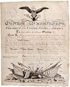 George washington document signed as president 1793 lot 122 for George washington signed documents