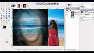 Mehrere Bilder In Einem : romeo und julia in der karibik oder mit gimp mehrere ~ Watch28wear.com Haus und Dekorationen