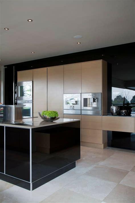cuisine design luxe cuisines design 110 idées pour un aménagement tendance