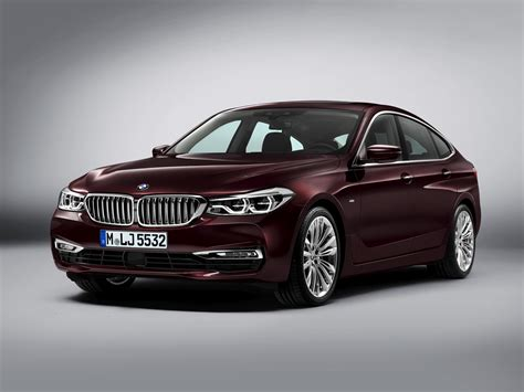 Bmw 6 Series Gt Picture by 2018 Bmw 6 Series Gt Complete Line Up Specifications