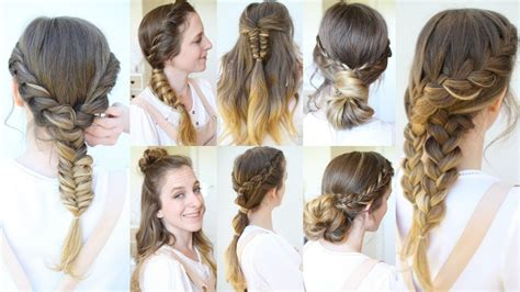 Back To School Hairstyles For by Easy Back To School Hair Styles 5 And Easy Back To School