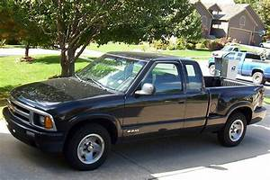 1996 Chevrolet S10 Pickup Ls 1  4 Mile Trap Speeds 0