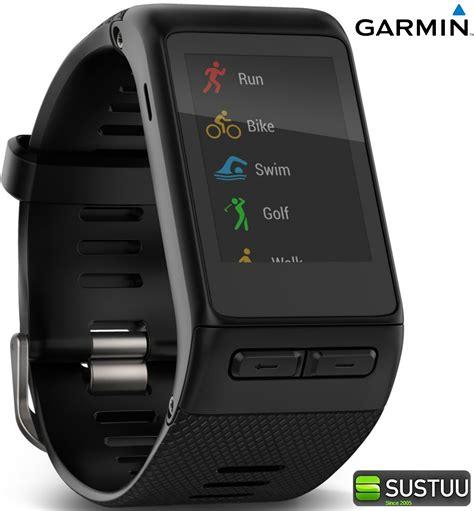 Garmin Vivoactive Hr Gps garmin vivoactive hr gps smartwatch mit elevate handgelenk
