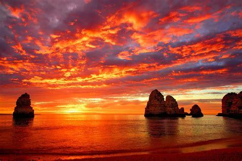 beautiful beach sunset gyoenyoeru tengerparti naplemente