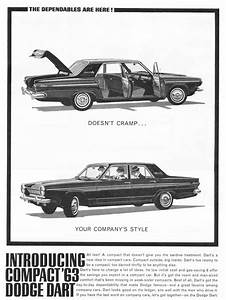 dodge 100 years of history page 3 With 1966 dodge dart gts