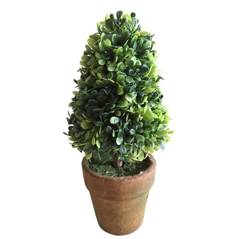Garden Decoration Artificial Plants by Green Home Garden Decor Rustic Mini Artificial Plants