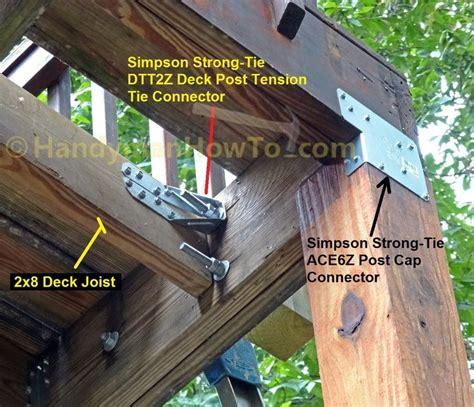 build code compliant deck railing  images