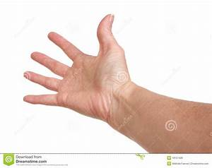 Hand Reaching Out From The Sky Royalty Free Stock Photo ...
