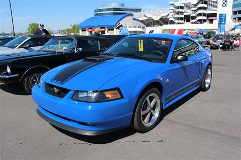 2003 Ford Mustang Mach 1 Coupe (14442259843).jpg