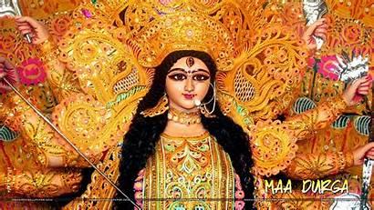 Durga Maa Puja Cat Desktop Itl Px