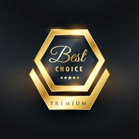 Best Choice by Best Choice Luxury Label Vector Free