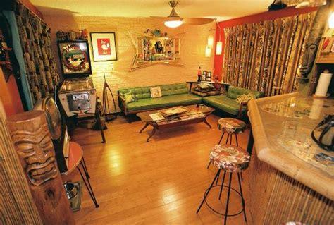 Living Room Bar Aloha by My Tiki 1950 S House Pics Tiki Central